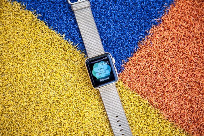Apple Watch S2 - Pantalla