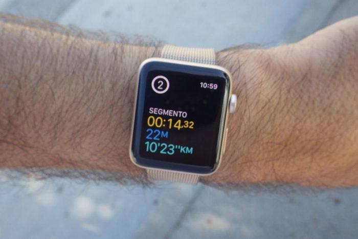 Apple Watch S2 - Lap