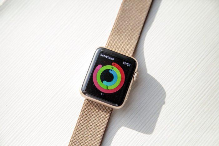 Apple Watch S2 - Monitor de actividad