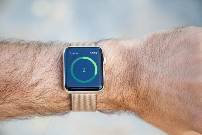 Apple Watch Series 2 - Cuenta atrás