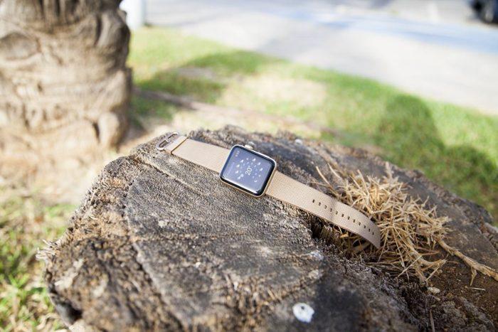 Apple Watch Series 2 - Pantalla a pleno sol