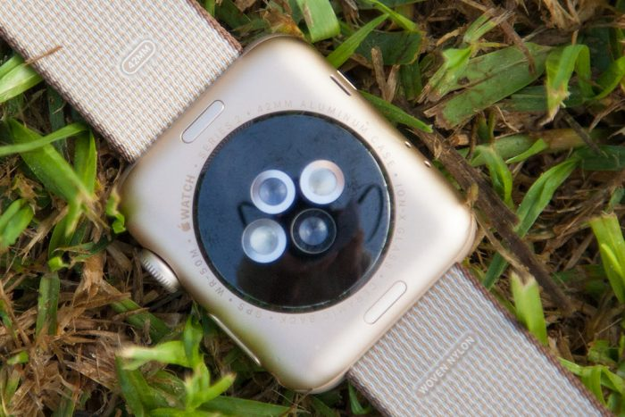 Apple Watch Series 2 - Sensor IR