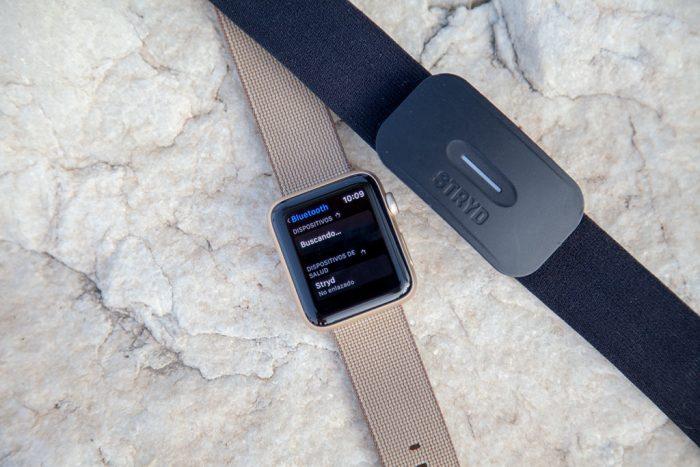 Apple Watch Series 2 - Stryd
