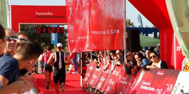 Santander Triathlon Series 2016 – Málaga