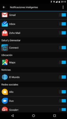 Garmin Connect - Notificaciones