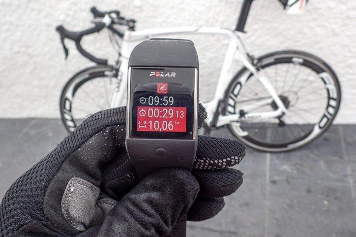 Polar M600 - Ciclismo