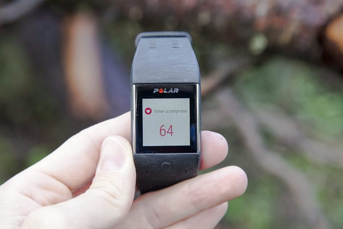 Polar M600 - Pulsaciones Google Fit