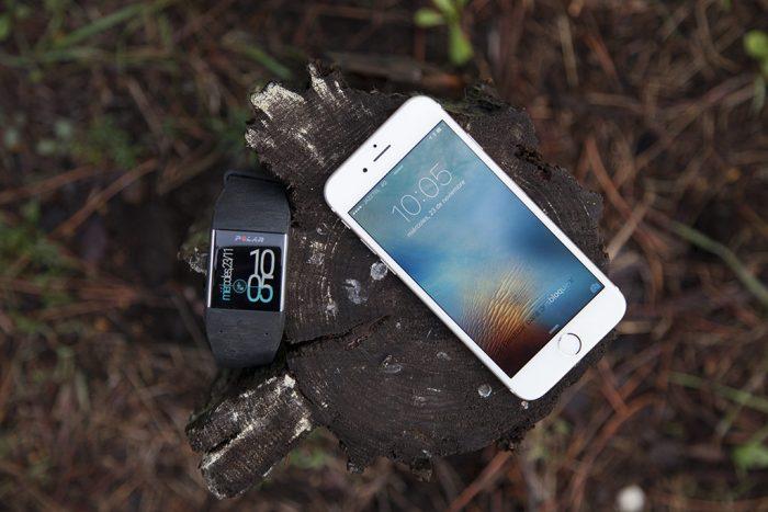 Polar M600 - iPhone