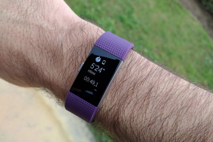 Fitbit Charge 2 - Correr