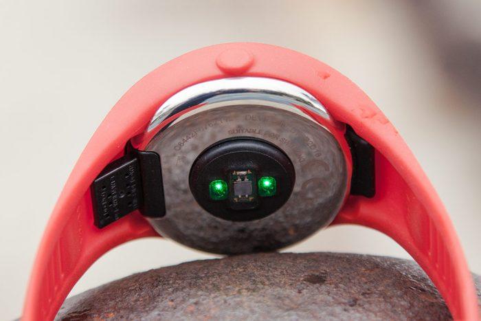 Polar M200 - Sensor de pulso óptico