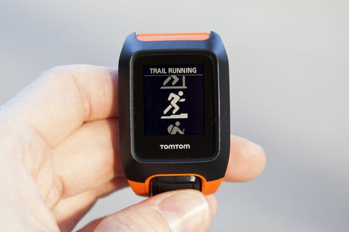 TomTom Adventurer - Trail