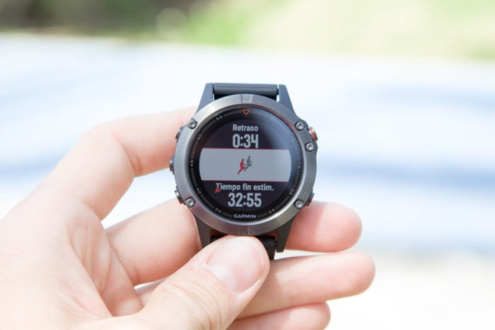 Garmin Fenix 5 - Virtual Partner