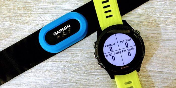 Garmin Running Power
