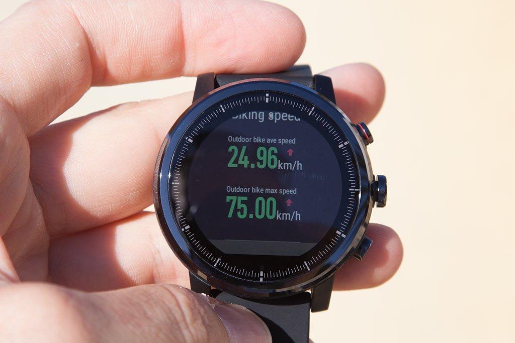 Amazfit Stratos An 225 Lisis Del Reloj Gps Inteligente De Xiaomi Correr Una Marat 243 N