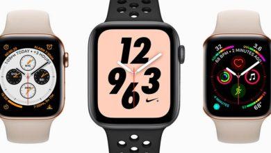 Apple Watch Series 4 - Modelos