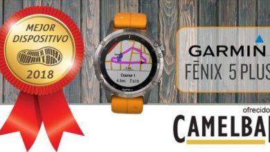 Foto de Resultado sorteo Camelbak – Mejor Dispositivo 2018