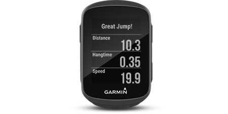 Garmin Edge 130 Plus - Dinámicas de MTB