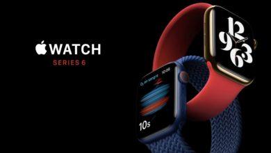 Apple Watch Series 6 - Apple Watch SE