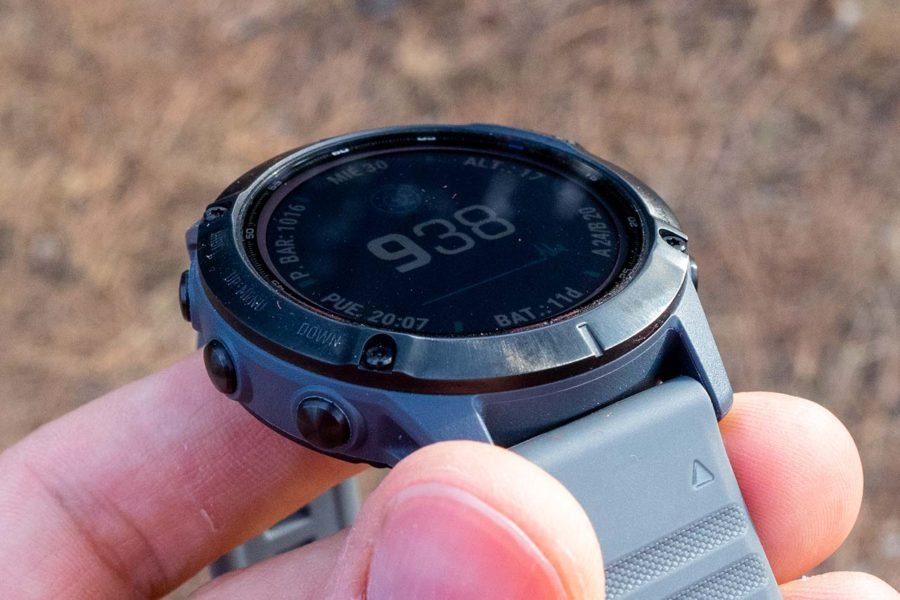Garmin Fenix 6 Solar - Power Glass