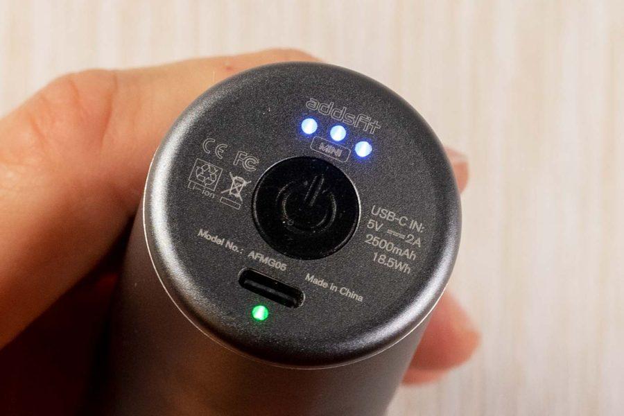 Addsfit Mini - LEDs