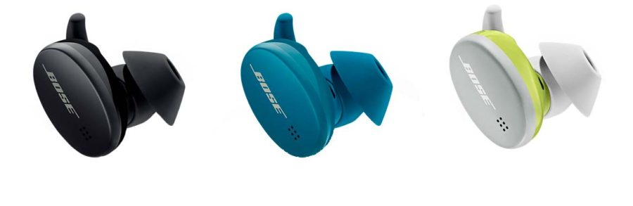 Bose Sport Earbuds - colores