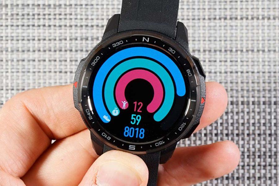 Honor Watch GS Pro - Widgets