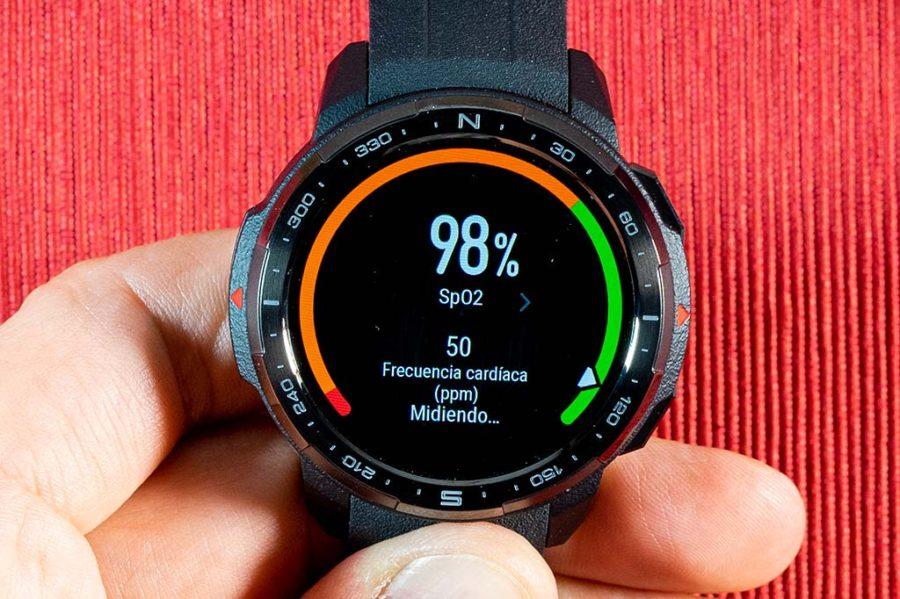 Honor Watch GS Pro - SpO2