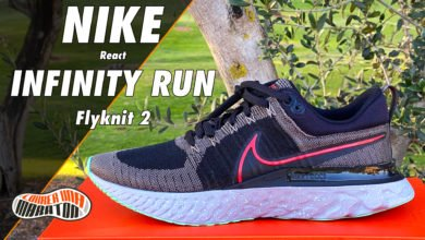 Nike React Infinity Run Flyknit 2 review